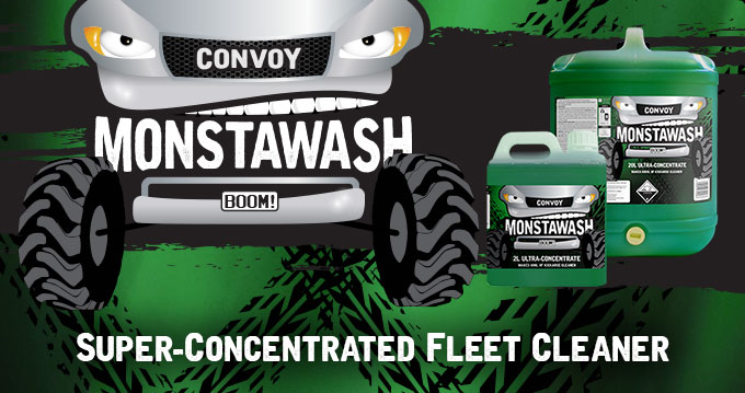 Fleet Cleaning Products